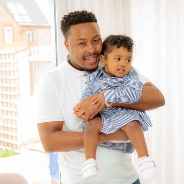 Tytan and Olinda's baby Nandi turns 2: Pictures