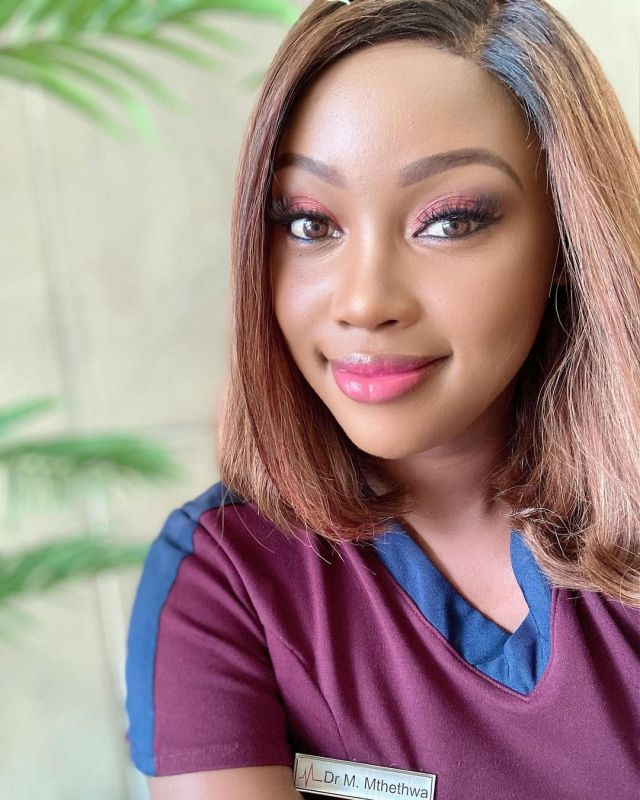 Durban Gen actress Nelisiwe Sibiya claims dating is not part of her life