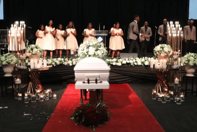 Anele'Nelli' Tembe finally laid to rest