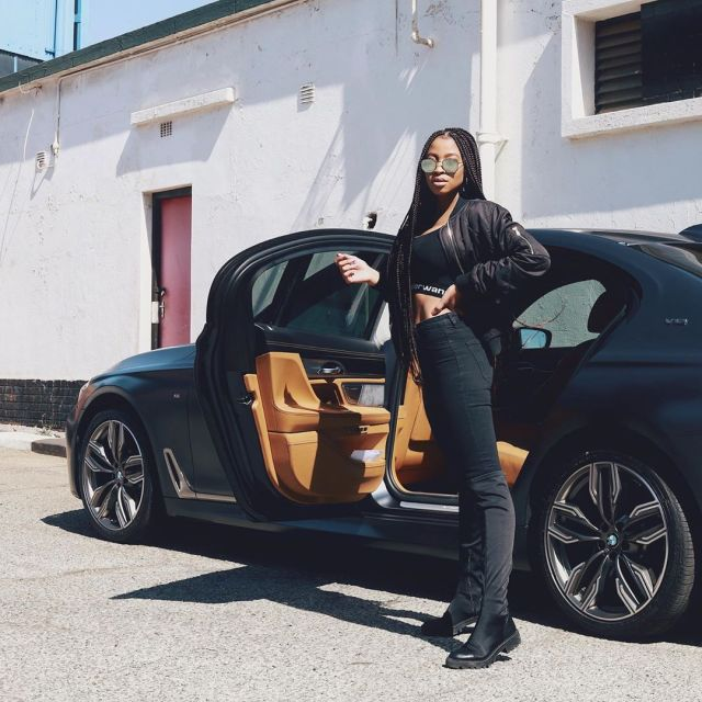 DJ Franky pays tribute to Nelli Tembe with a video of her dancing – WATCH