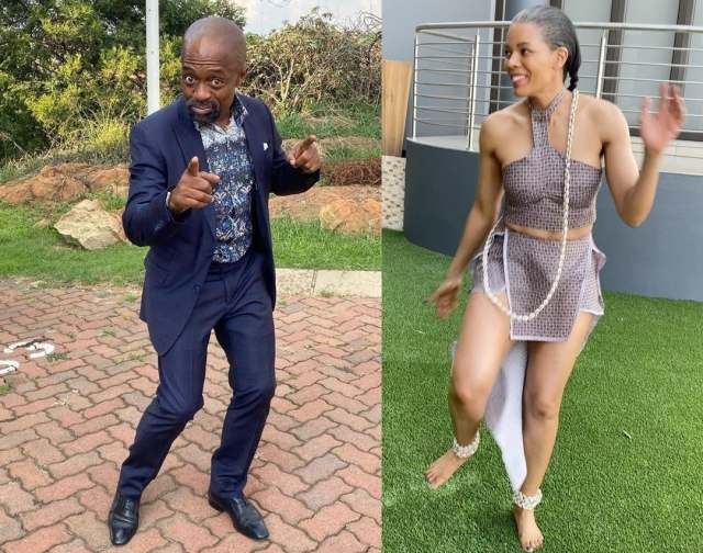 Everything you need to know about Connie Ferguson's ex-husband Neo