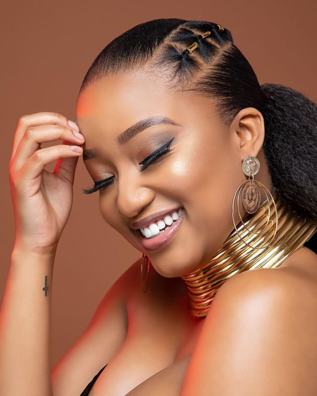 Pictures of Scandal actress Nolo Seabi brings social media to a halt
