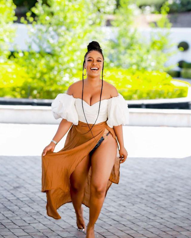Actress Nomzamo Mbatha to host Global Citizen Vax Live concert