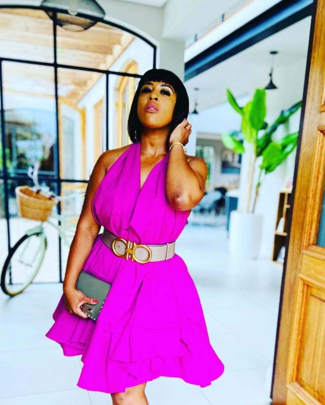 Mzansi fires Sfiso Ncwane's baby mama Nonku #RHOD