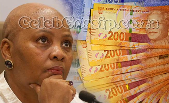Defence Minister Nosiviwe Mapisa-Nqakula in R5 million cash scandal: Dossier reveals all corrupt deals