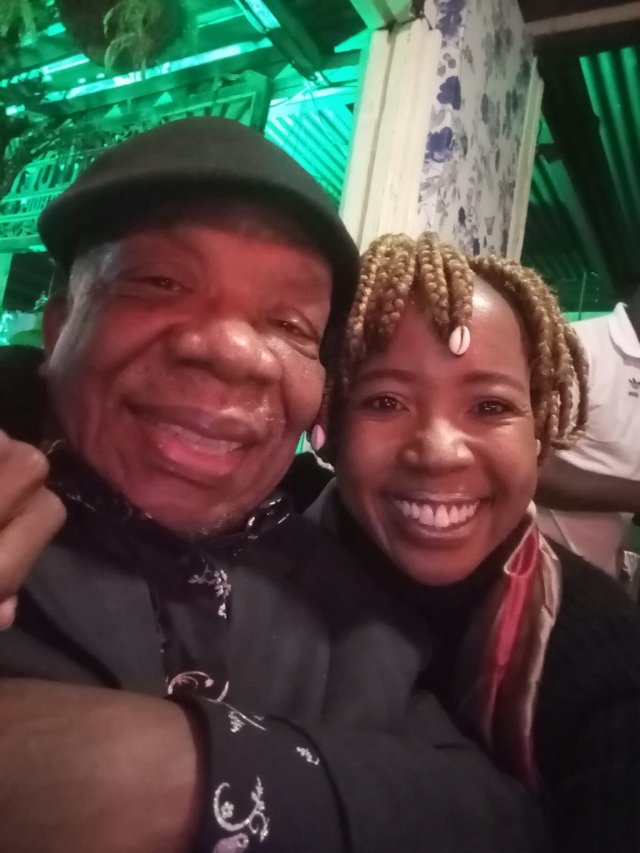 Ntsiki Mazwai gushes over her dad – Pictures