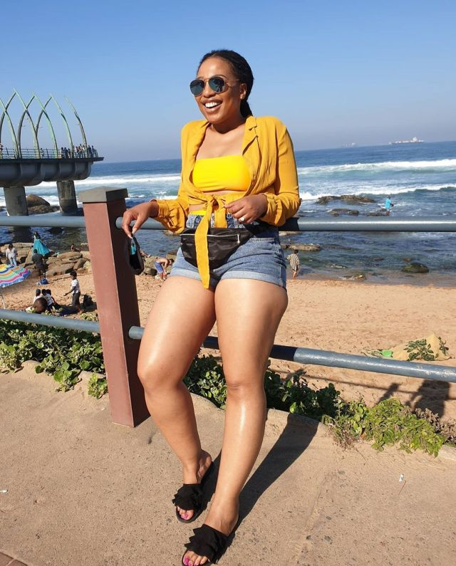Phindile Gwala In Hot Soup For Attacking A Young Woman At A Night Club.