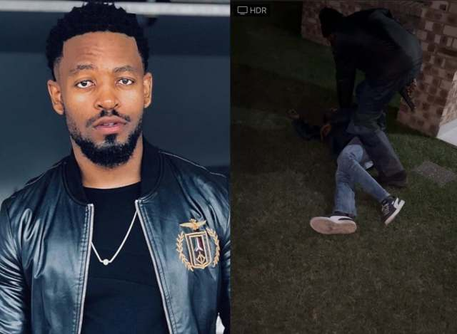 Prince Kaybee injured after fighting robber inside his house