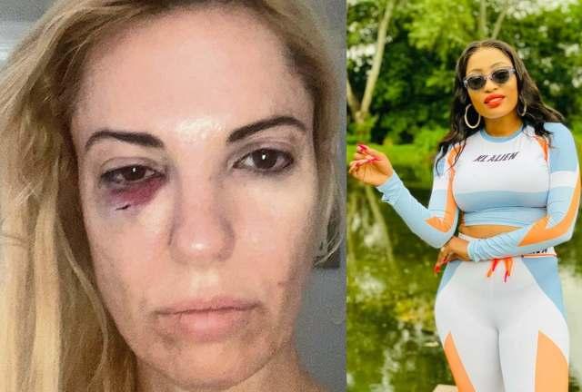 DJ Tira's wife Gugu Khathi speaks out after beating up RHOJ star Christall Kay