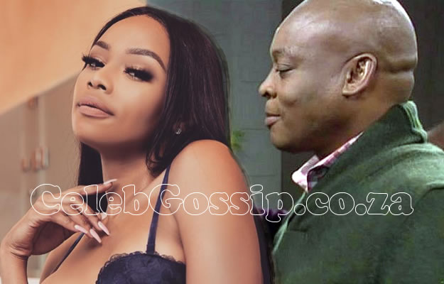 Media darling Bonang Matheba responds after being asked to join The River cast