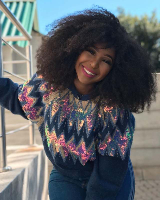 Powerful prayers and speedy recovery messages pour in for actress and singer Rorisang Thandekiso