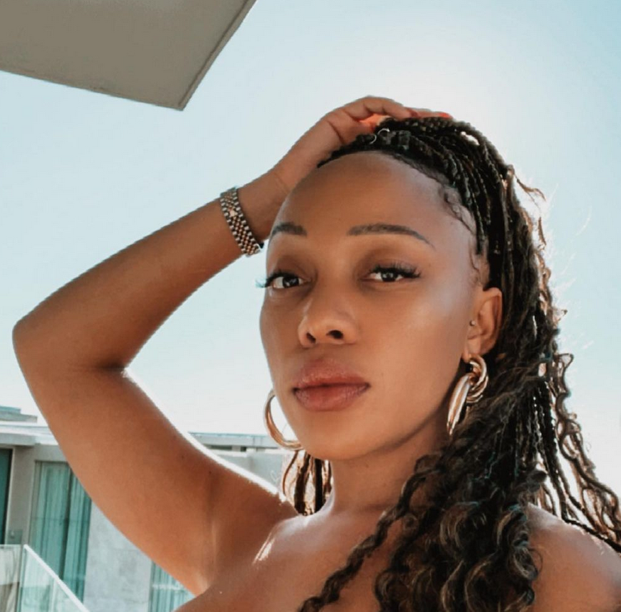 'Believe In Yourself & You Will Be Unstoppable' – Thando Thabethe