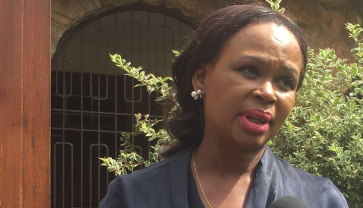 Economics Editor, Thandeka Gqubule-Mbeki Charged With Misconduct