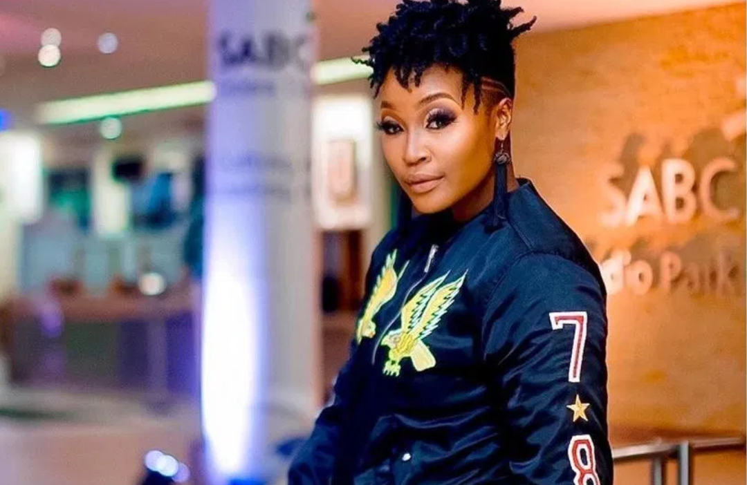 DJ Lamiez Holworthy Reveals How She Has Been Battling With Migraines For The Past 14 Years