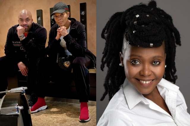 Connie Ferguson's hubby Shona allegedly has a baby with ex-Generations actress Kagiso Rakosa