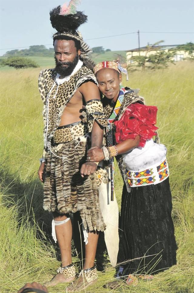 Uzalo actor Sibonile Ngubane ties the knot