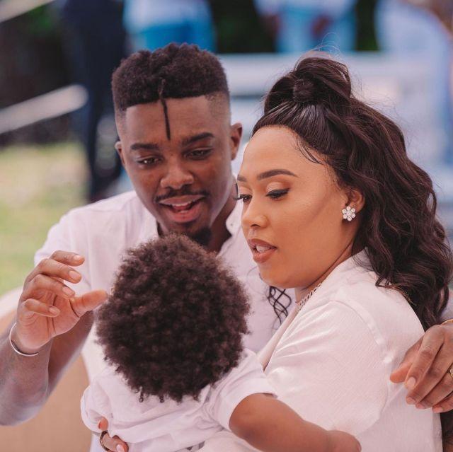 Simphiwe Ngema celebrates the best 10 months of her life