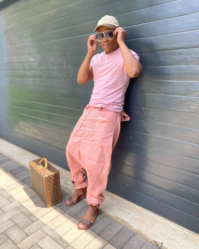 Somizi reveals more details about his new husband