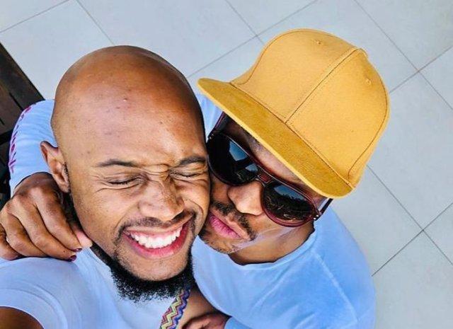Somizi unfollows Mohale on all social media platforms