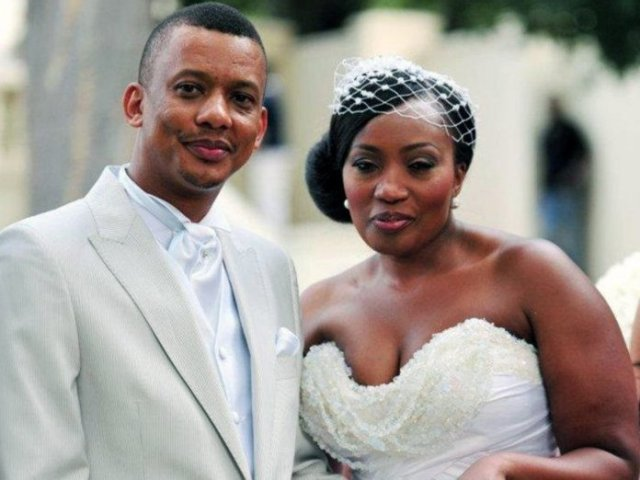 Trouble in paradise: Actress Sophie Ndaba and Max Lichaba break up as husband cheats