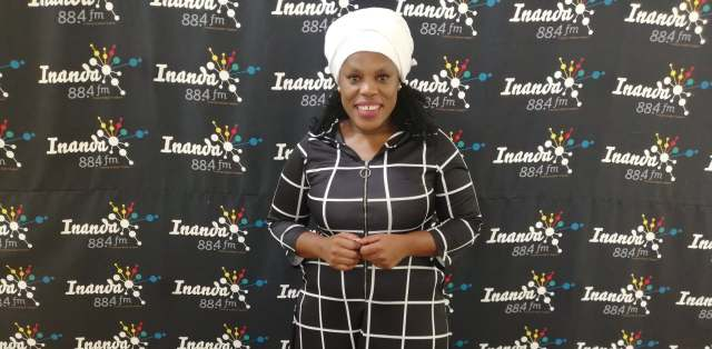 Gospel star Sphumelele Mbambo who survived 2 car accidents & lost her mother speaks on quitting to sing for God