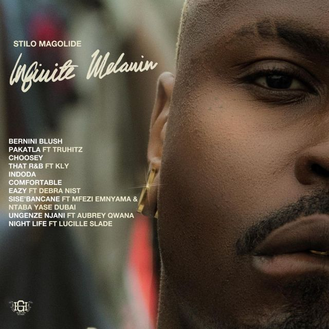 Stilo Magolide releases track list and cover for his upcoming EP