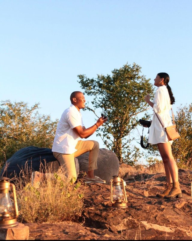 Former Miss SA Tamaryn Green gets engaged and Mzansi can't get enough of her ring – Photos
