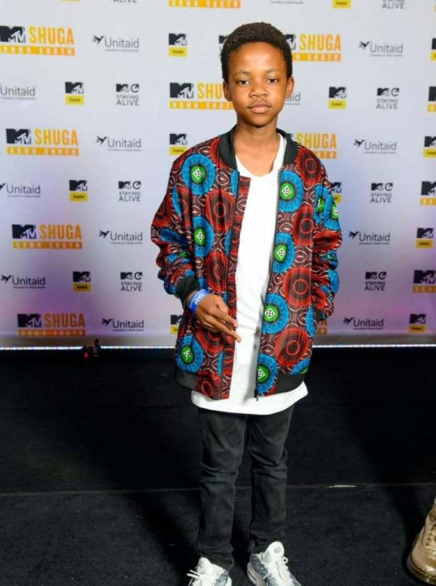 17-year-old actor Tshiamo Molobi opens up on his life and how he tackles 2 acting roles on The Queen & Rhythm City