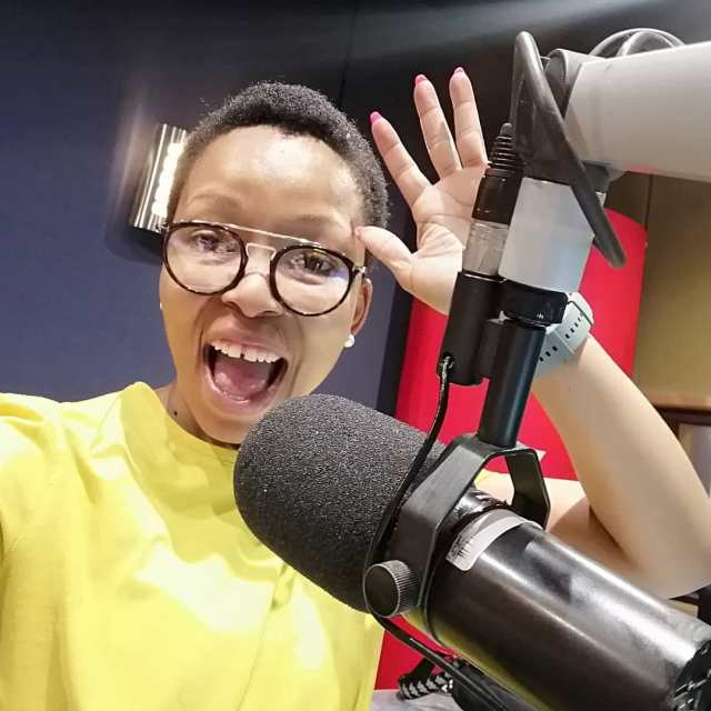 TV presenter Twasa bags a postgraduate diploma