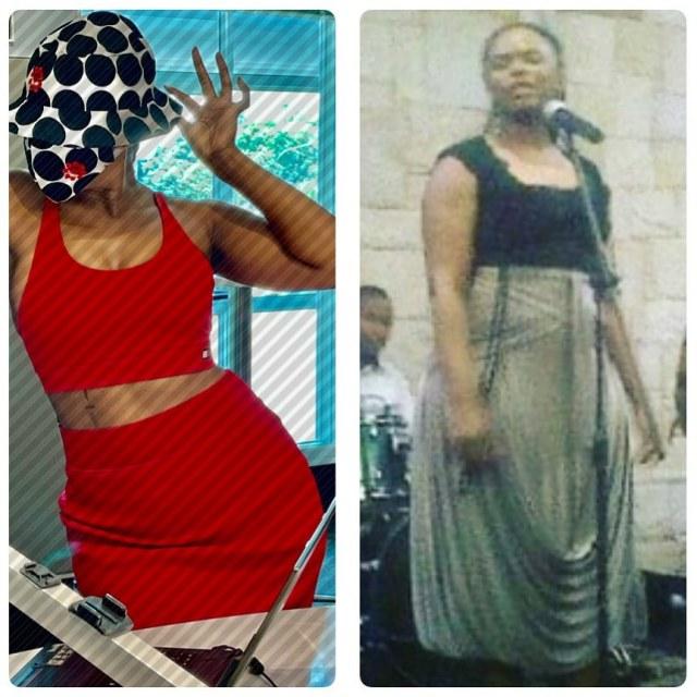 Unathi details her weight loss journey