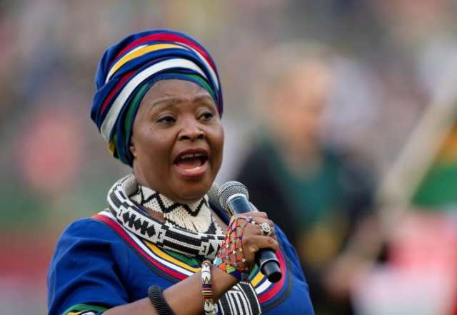 Yvonne Chaka Chaka speaks amid death rumours