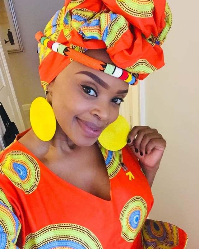 Zoleka Mandela is heartbroken