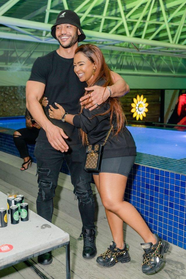 Boity's alleged boyfriend Anton Jeftha pens a sweet message to celebrates the rapper's birthday