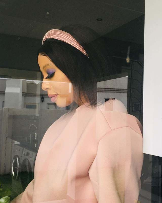 Singer Kelly Khumalo covers Classique magazine April issue