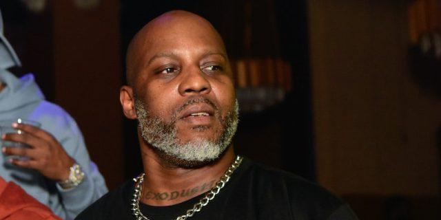 American rapper DMX has died