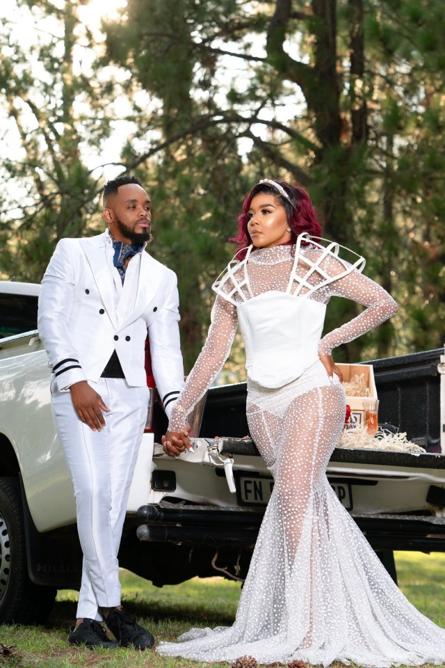 Singer Donald pens sweet message to future wife