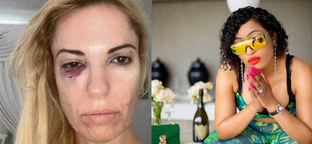 DJ Tira's wife, Gugu Khathi in trouble for beating up RHOJ star Christall Kay