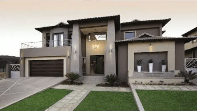 Inside Minnie Dlamini's luxurious house – Pictures