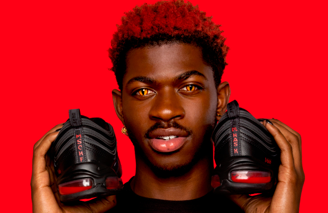 Judge orders Lil Nas X's Satan shoes Off the market