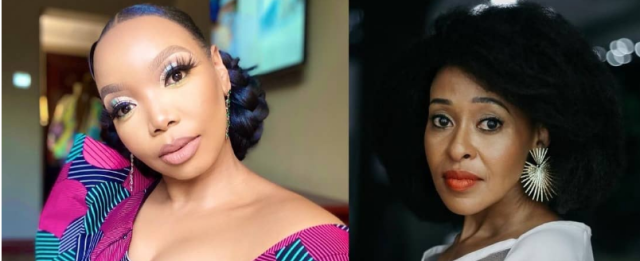 Mzansi Reacts To The Queen's New Sis Vee