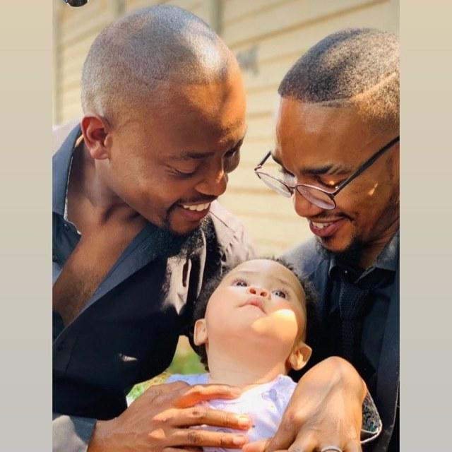 PHOTOS – Meet Moshe And Phelo's Baby?
