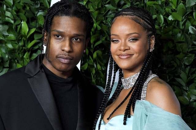 ASAP Rocky confirms he is dating Rihanna