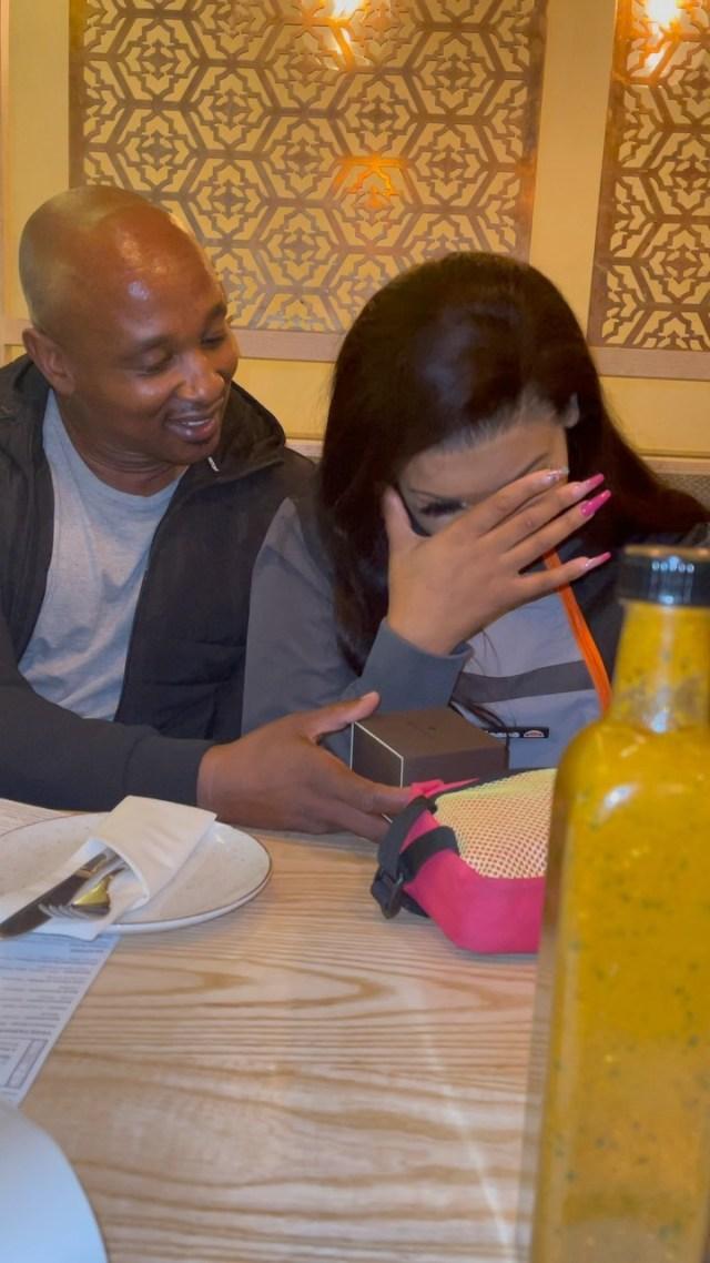 Isibaya's Andile Mxakaza (Fezile) Pops The Question – Video
