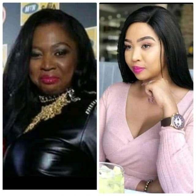 Reality star Ayanda Ncwane accused of bleaching – PICS