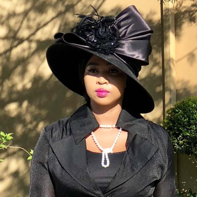 Ayanda Ncwane's comforting words to former Generations actress Winnie Ntshaba over her mom's death