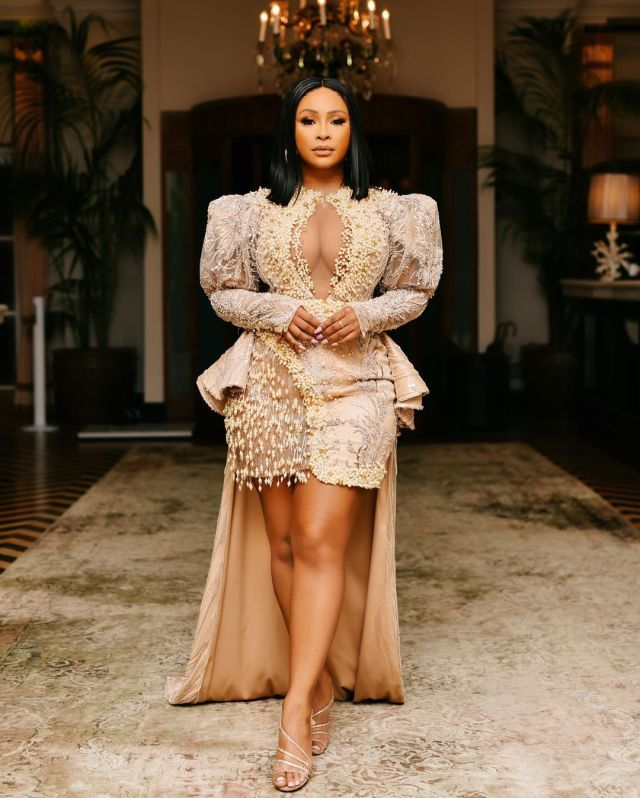 Inside Boity Thulo's 31st Birthday Dinner