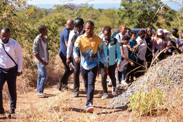 Devoted South Africans flock to Malawi for Prophet Bushiri – Pictures