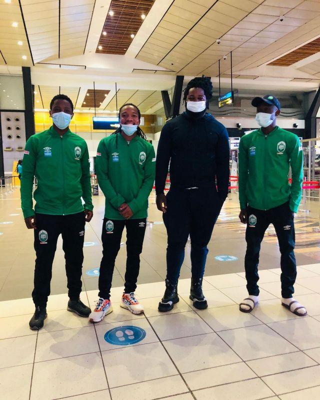 Big Zulu shows support to KZN's AmaZulu FC