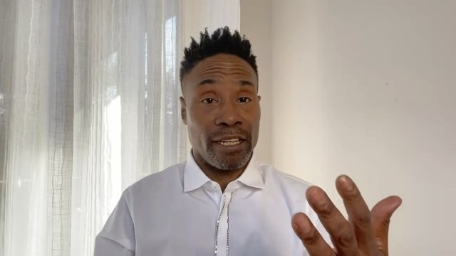 Billy Porter: I feel free after revealing my HIV status