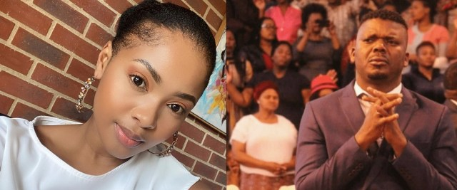 Bishop Makamu Saga: Tweeps reveal alleged girl behind viral s.e.x tape